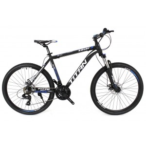 "Titan Solar 26"" Black-Blue-Gray"