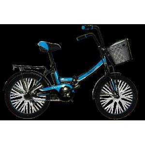 "Titan Десна 20"" Black-Blue"