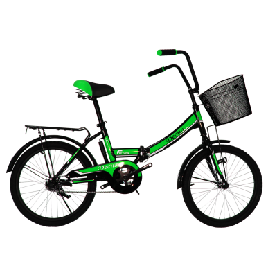 "Titan Десна 20"" Black-Green"