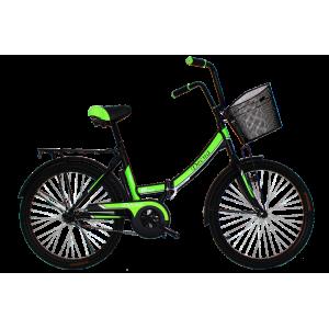"Titan Десна 24"" Black-Green"