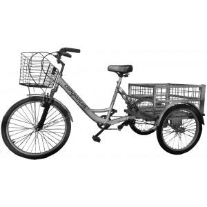 Трёхколёсная велорикша Компаньён