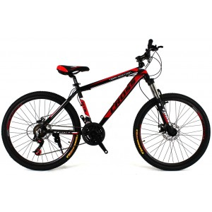 Cross Hunter 26 Black-Red-White