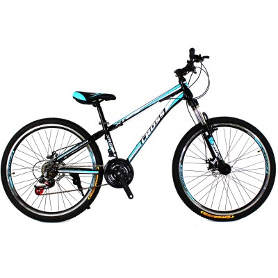 Cross Racer 26 Black-Blue-White