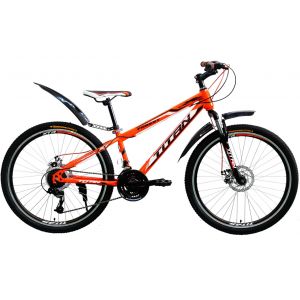 "Titan Forest 26"" Orange-Black-White"
