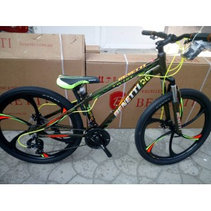 Велосипед Benetti Twist 26
