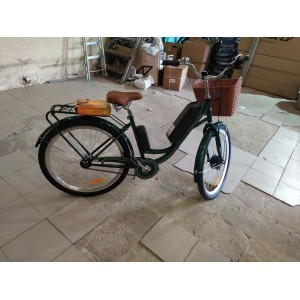 Элктровелосипед Дорожник Кристал 26