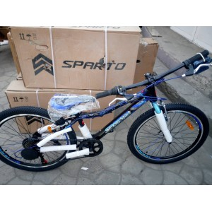 Подростковый велосипед Sparto Polo 24